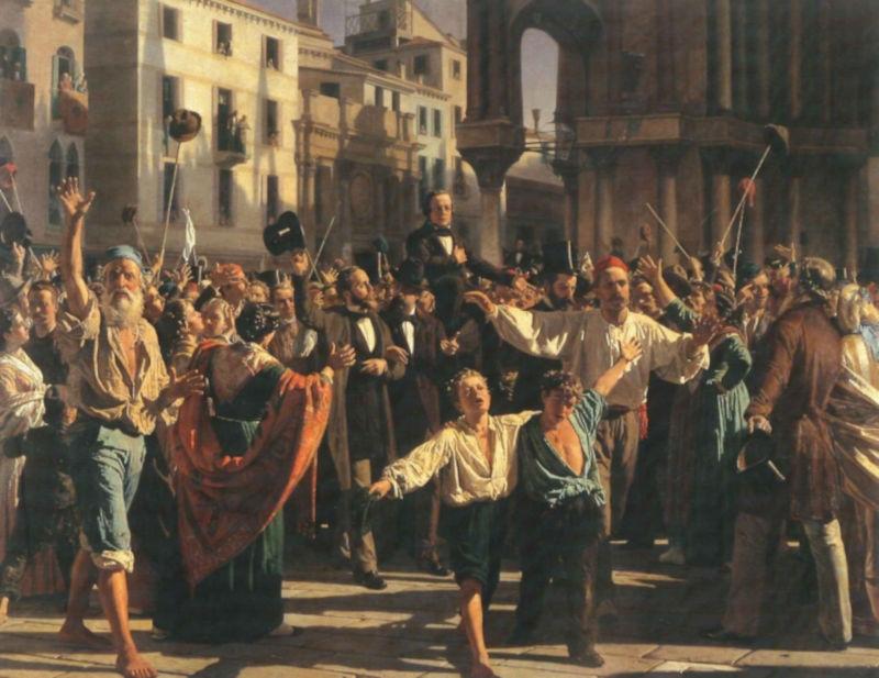 Revolta Popular República de Veneza